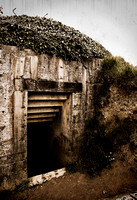 German Bunker. Pointe Du Hoc